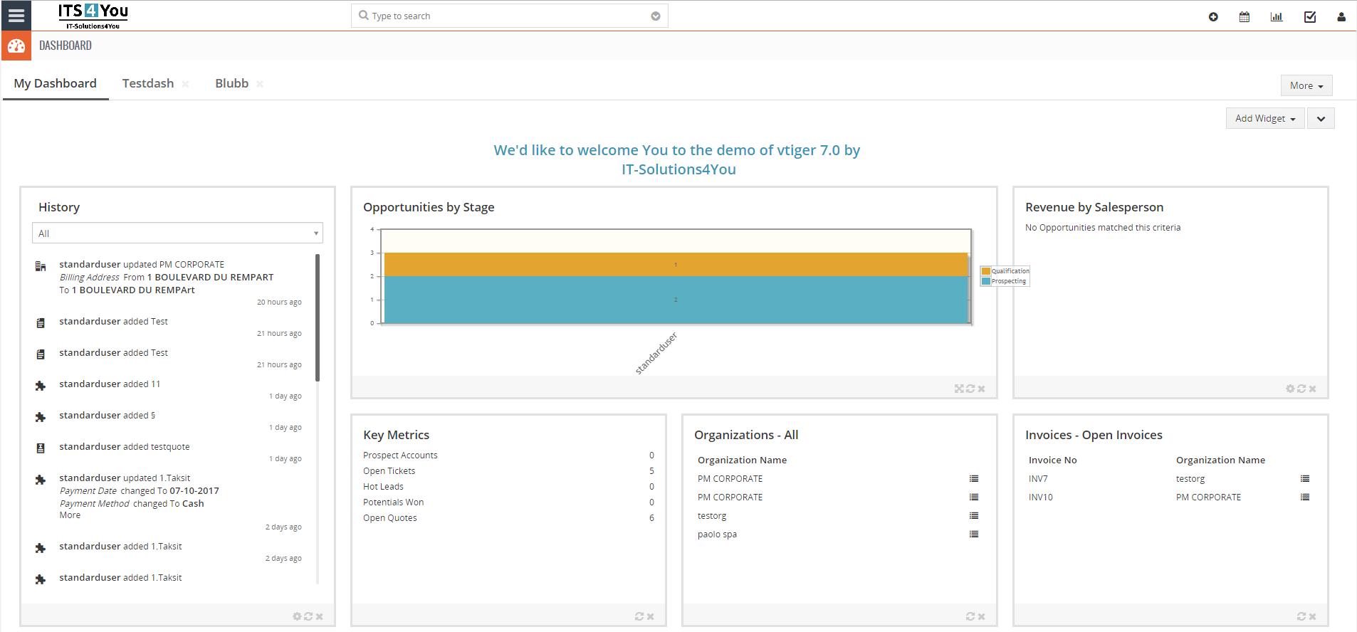 PDF Maker extension for vtiger CRM - IT-Solutions4You