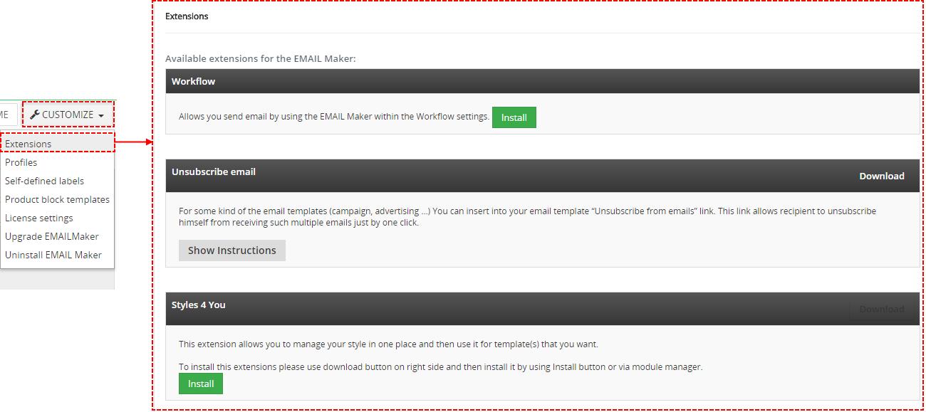 Email maker for vtiger 7 it solutions4you extensions email maker vtiger 7 maxwellsz